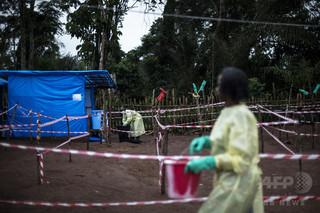 コンゴ民主共和国のエボラ流行 WHOは「最悪の事態も想定」