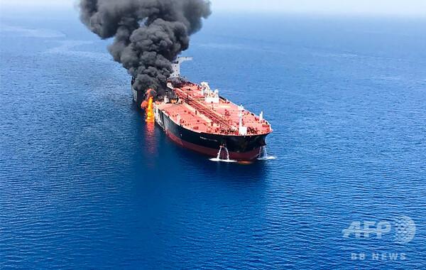 タンカー攻撃、米主張は「日本巻き込んだ破壊工作外交」 イラン外務省