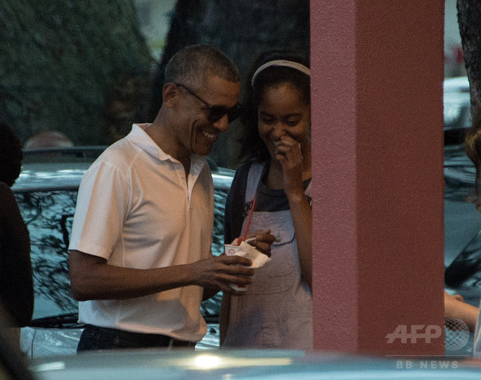 オバマ大統領、クリスマスに娘たちと「脱出ゲーム」挑戦