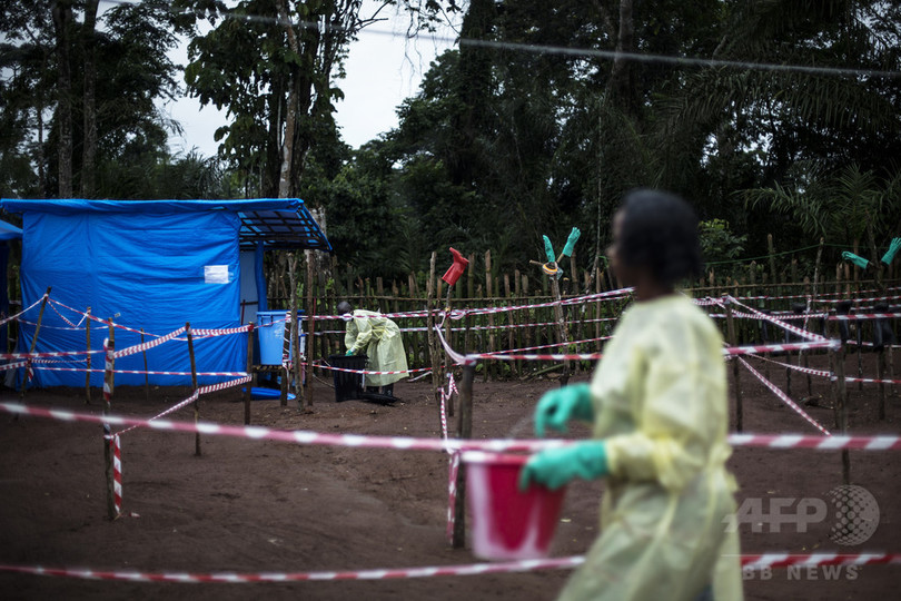 エボラ発生で17人死亡 コンゴ民主共和国