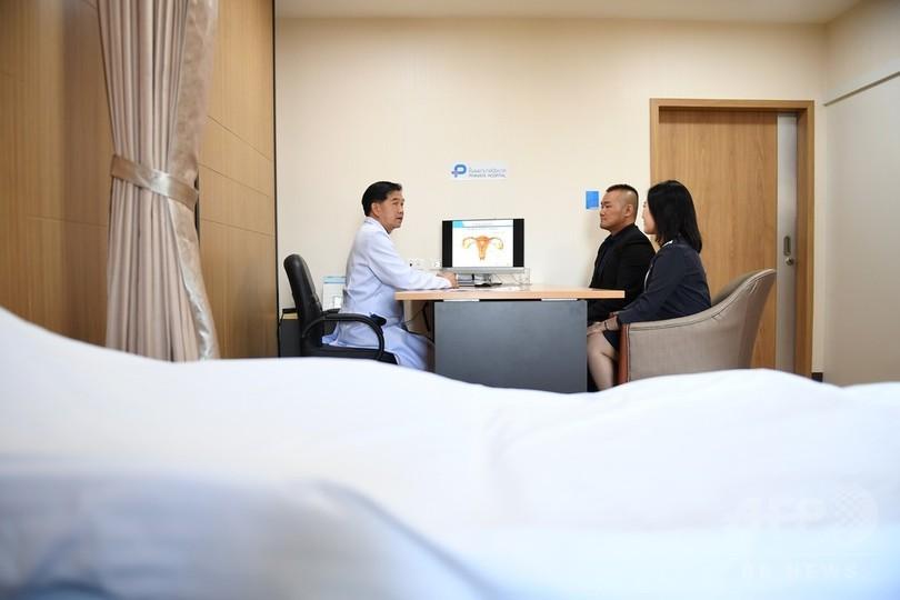 一人っ子政策廃止で不妊治療ブーム、海外に渡る中国人夫婦