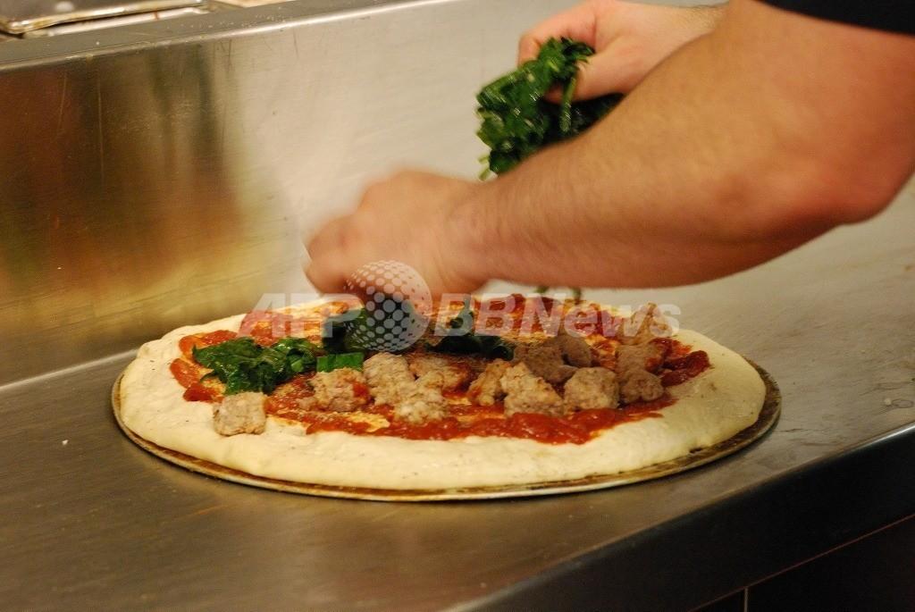 ピザソースは「野菜」?学校給食めぐる米議会の驚きの見解