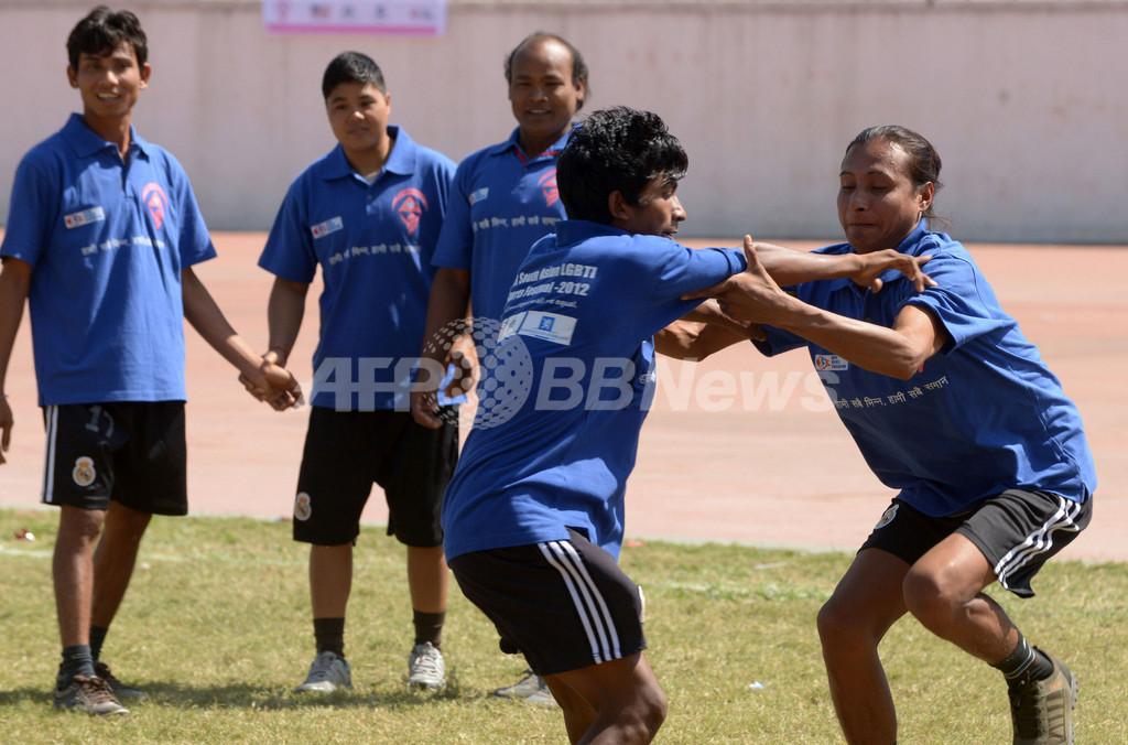 アジア初のLGBTスポーツ競技大会、ネパール