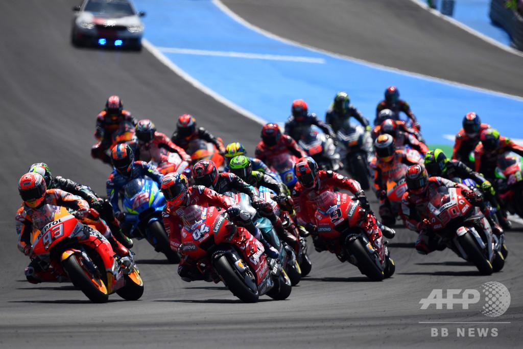 MotoGP、スペインGPも延期 新型コロナ影響