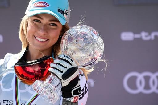シフリンがスーパー大回転で初の種目別優勝、アルペンW杯
