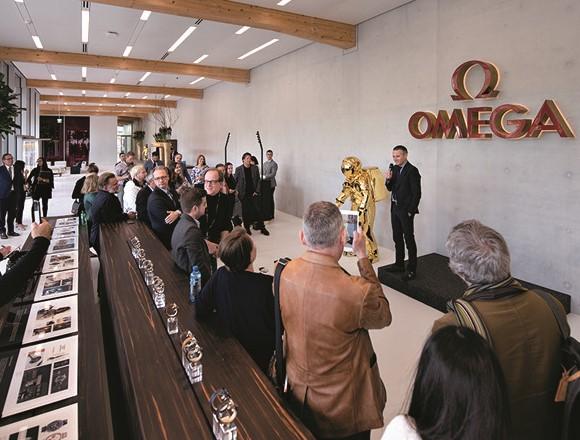 アポロの月面着陸50周年 記念モデルほか、意欲作続々登場!! # OMEGA/オメガ