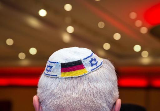 ドイツ政府、ユダヤ教徒の帽子着用で「連帯」を呼び掛け