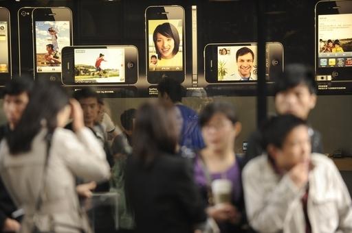 中国、世界に先駆けて「iPhone 5」販売中?