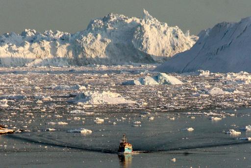 氷床融解で異常気象増加の恐れ、海流に「混乱」 研究