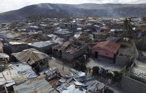 ハイチ「140万人超が緊急援助必要」 国連、大規模な対応呼び掛け