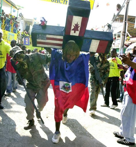 ジャクメルで華やかなカーニバルが開催される - ハイチ