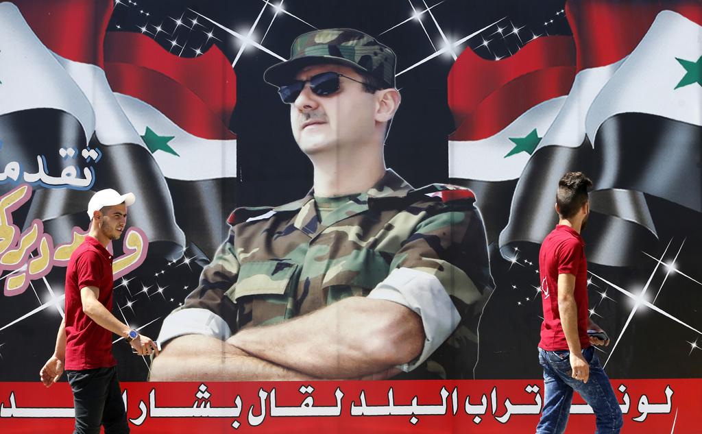 アラブ諸国、シリアに接近 地域機構復帰をイスラエルと画策