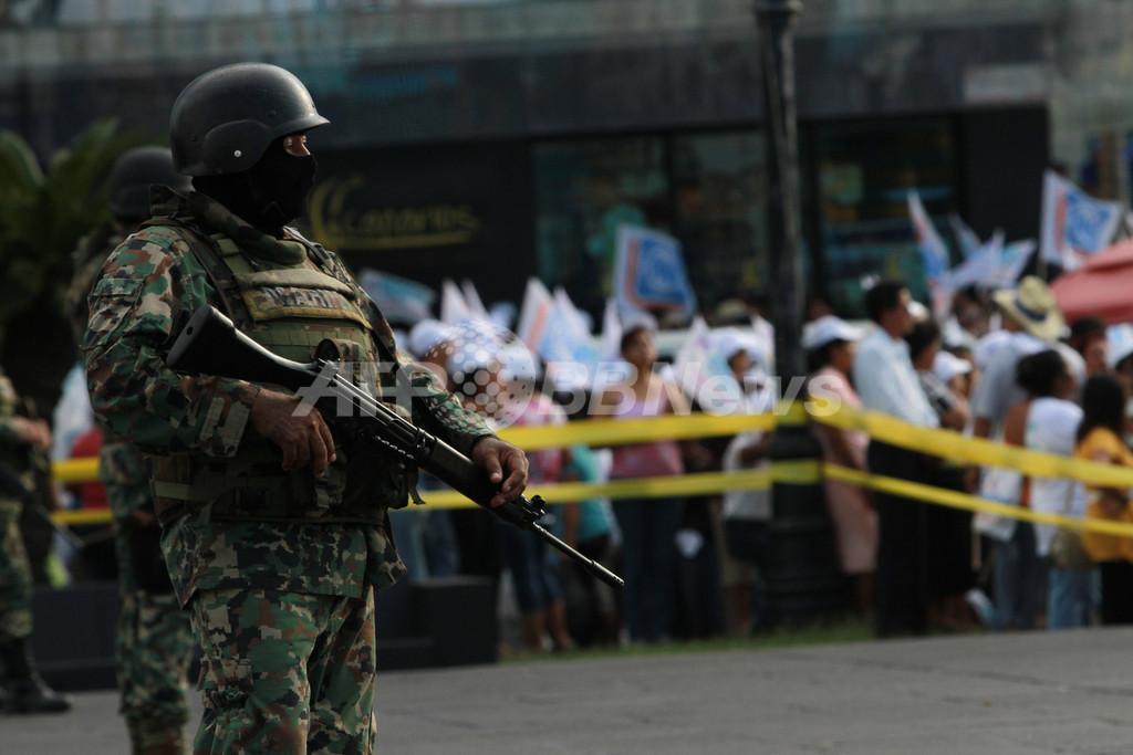 麻薬密売組織セタスの最高指導者を殺害か、メキシコ軍