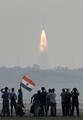 インド、人工衛星104基を一度に打ち上げ 史上最多記録