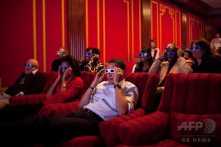 ホワイトハウス内の「映画館」を一般公開 メラニア夫人が主導