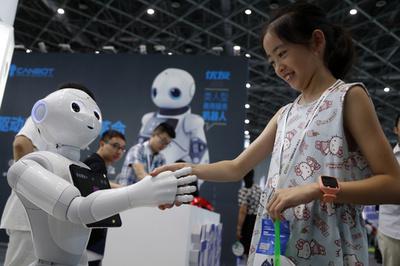 上海で国際ロボット展
