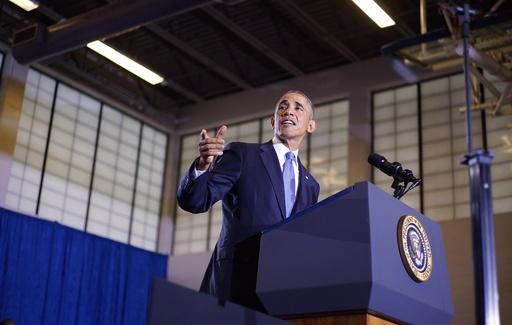 オバマ大統領、イラクでの米軍戦闘任務を否定