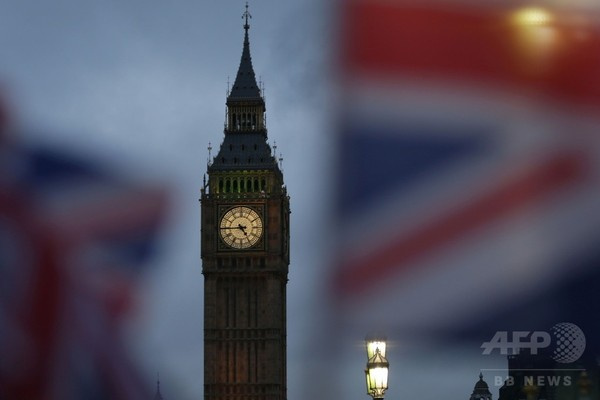英政府、EU離脱に向けた「白書」公表