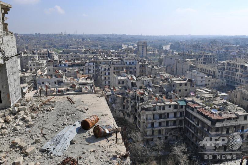 米、アサド政権の打倒目指さず シリア特別代表が明言