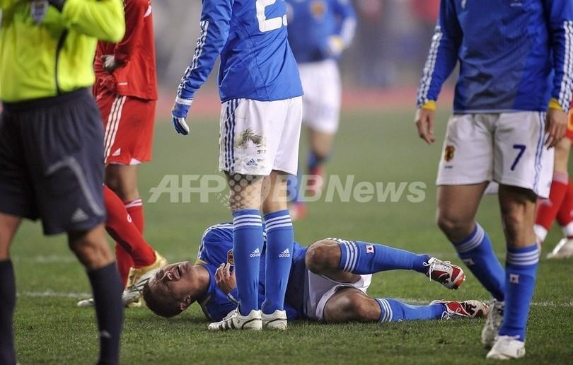 東アジアサッカー選手権2008 中...