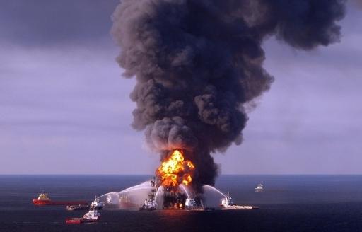 複数社の「一連のミス」が原因、BPが原油流出で報告書