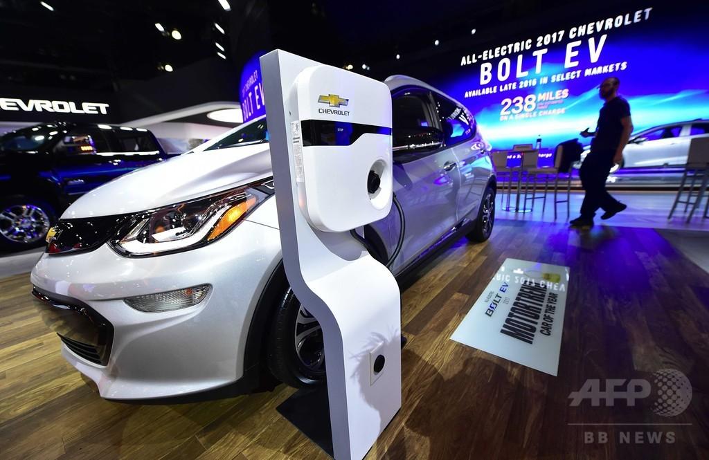 米GM、初の「大量生産可能」な自動運転車を展開 開発部門