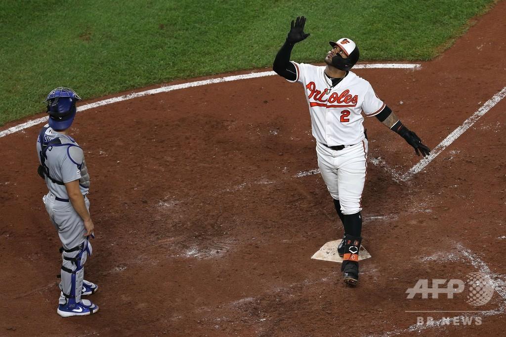 MLB全体のシーズン最多本塁打記録更新、17年上回る6106本目