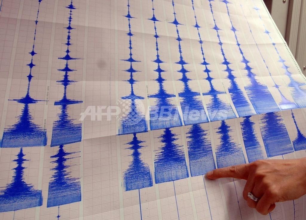 沖縄本島近海でM6.0の地震