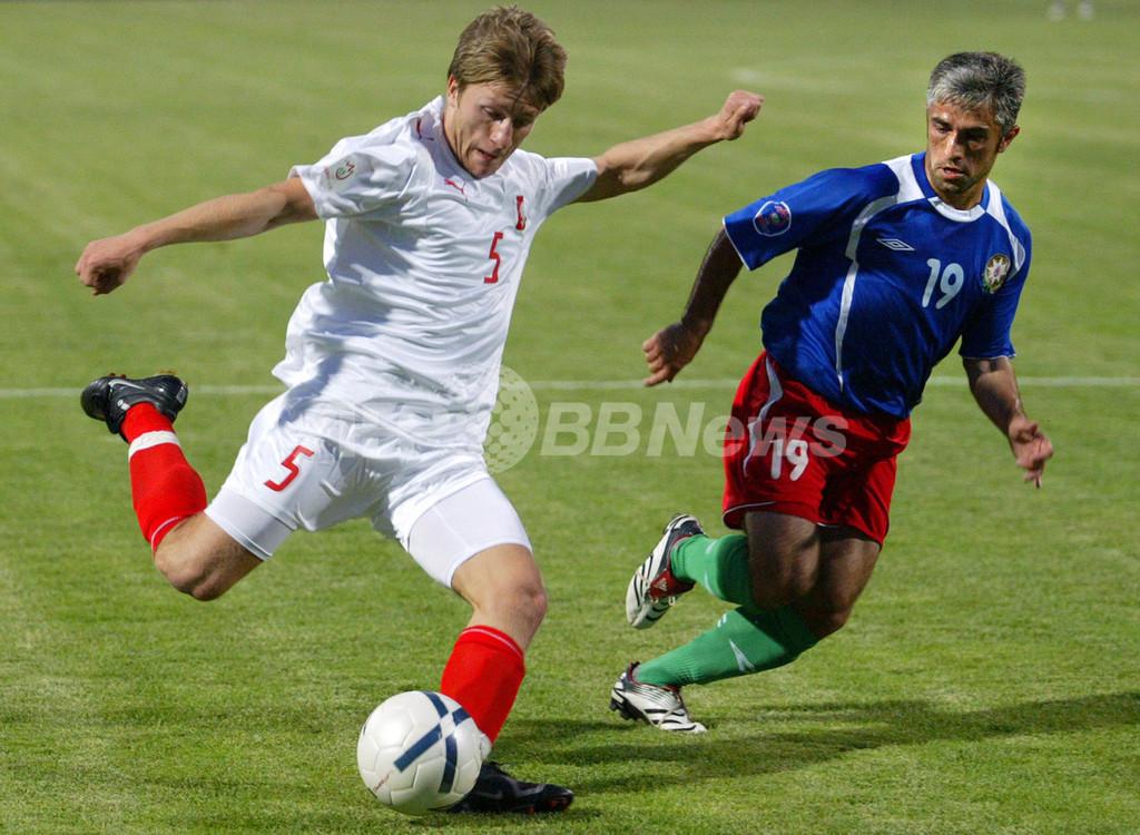<サッカー 欧州選手権2008・予選>ポーランド グループ首位をキープ