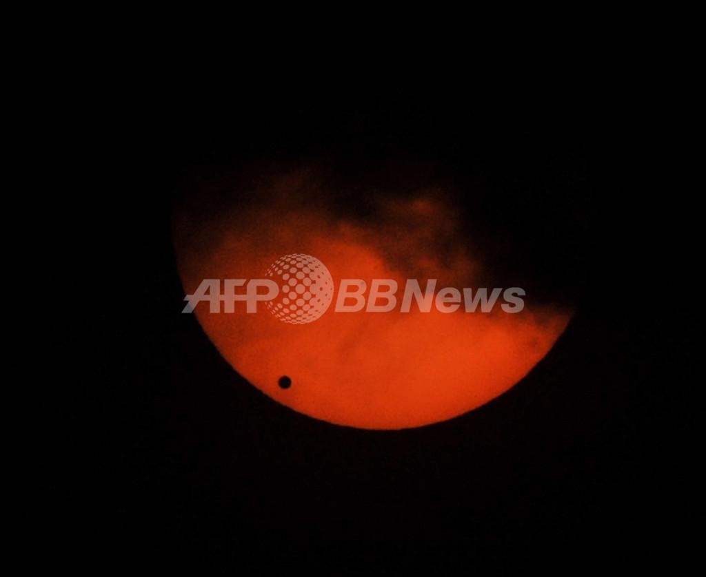 金星の暴風、6年間で3割加速 ESA報告