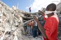 ハイチ大地震、難航する救援活動 被災者に怒りと絶望