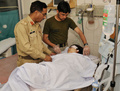 子どもの権利擁護活動の14歳少女、頭を撃たれ重体 パキスタン
