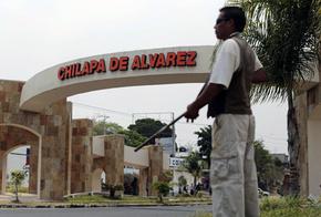 名前で拉致される麻薬戦争の街、メキシコ