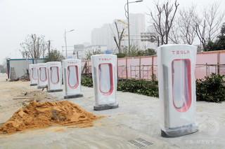 南京のEV充電スポット、2020年までに2万か所以上に