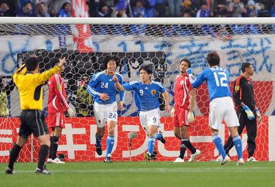 日本 イエメン下し初戦を白星で飾る、アジアカップ予選
