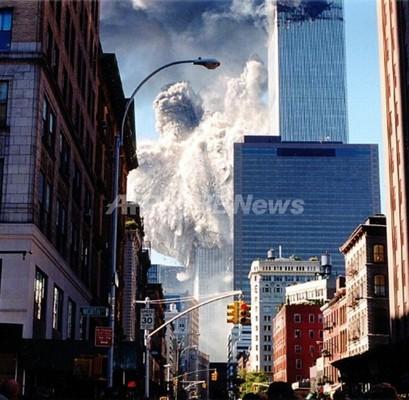 9.11ツインタワー崩壊、原因は溶融アルミニウムの水蒸気爆発?