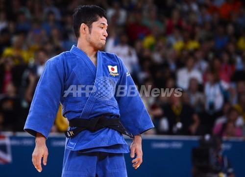 平岡が銀メダル、柔道男子60キロ...