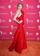 テイラー・スウィフト&カーラ・グギノのレッドドレスをチェック!