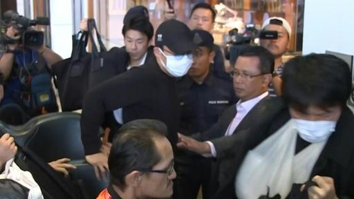動画:桃田の復帰は3月か、15日帰国 交通事故で負傷