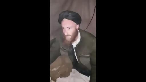 動画:タリバン部隊の「軍事顧問」務める?ドイツ人の男拘束、アフガン