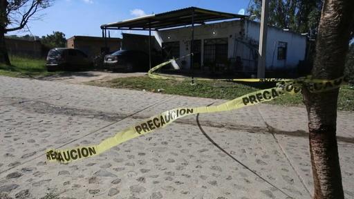 動画:メキシコで遺体の大量遺棄現場発見、50体掘り起こされる