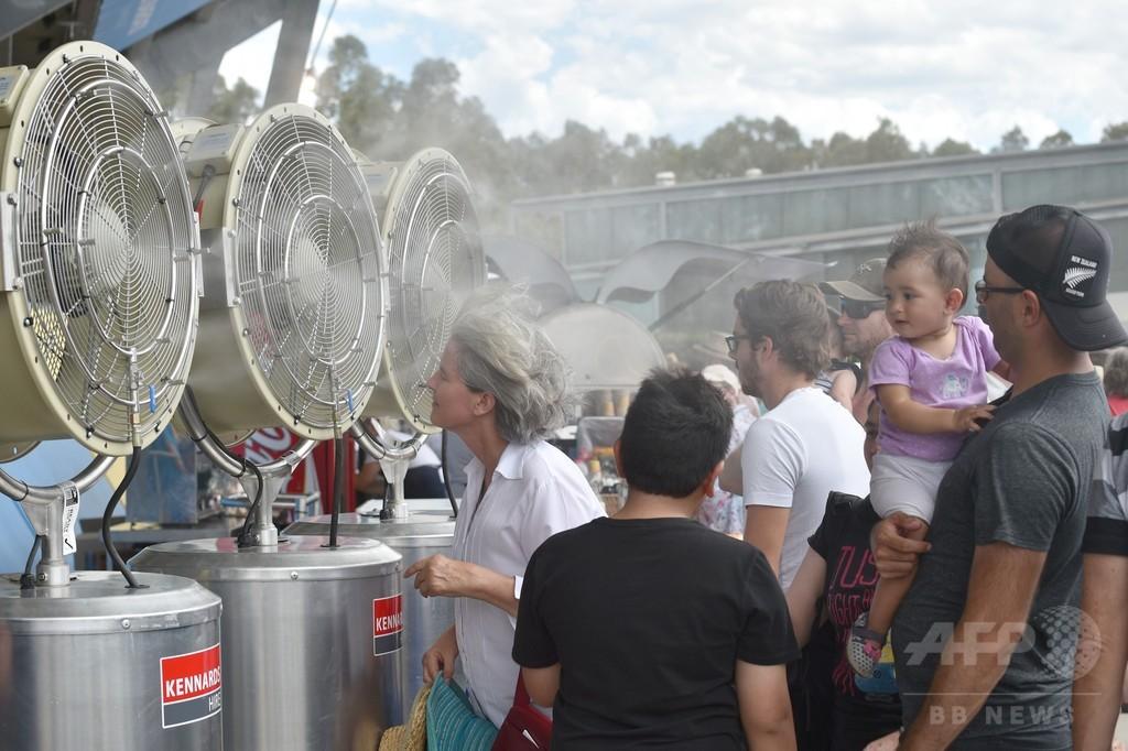 豪南東部で猛暑、気温47度に達する可能性も