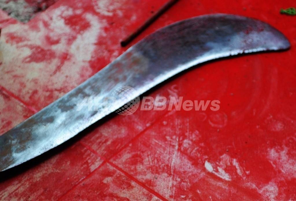 「性的暴行の証拠に切除した」ペニスを警察に提出、バングラデシュ