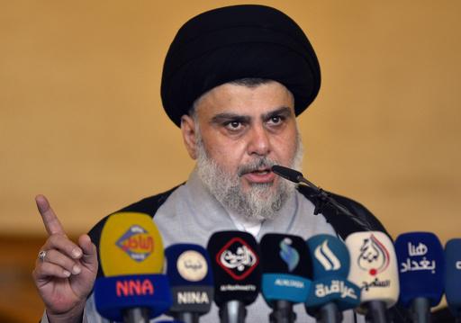 イラク・シーア派指導者、政府退陣を要求 大規模デモ死者60人に