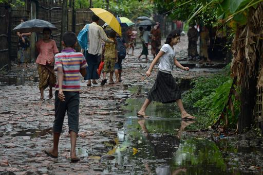 ミャンマー、ラカイン州の3か所で爆発 不発弾も発見