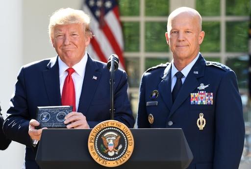 米が宇宙軍設立 太平洋軍などと同等に位置付け