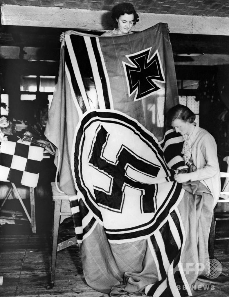 ドイツ、ゲームでナチスの「かぎ十字」解禁の可能性
