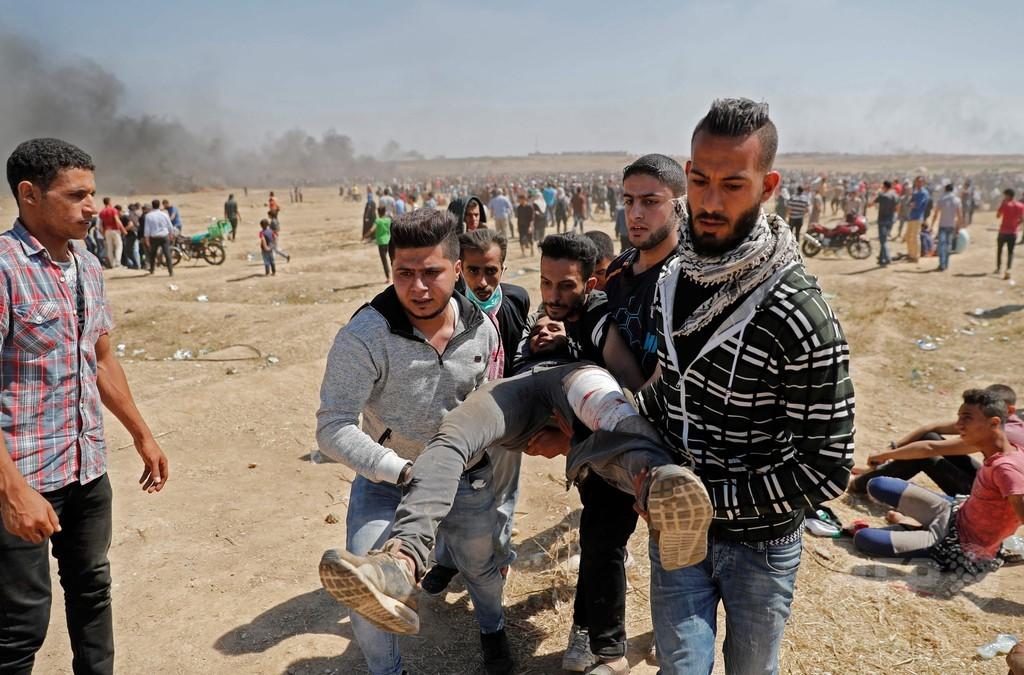 国連人権理事会、ガザ衝突で戦争犯罪調査団を派遣へ