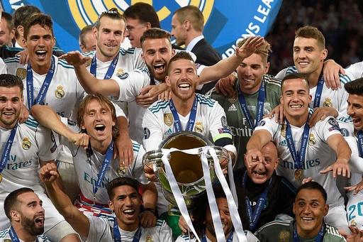 【写真特集】欧州CL決勝、レアル・マドリード対リバプール