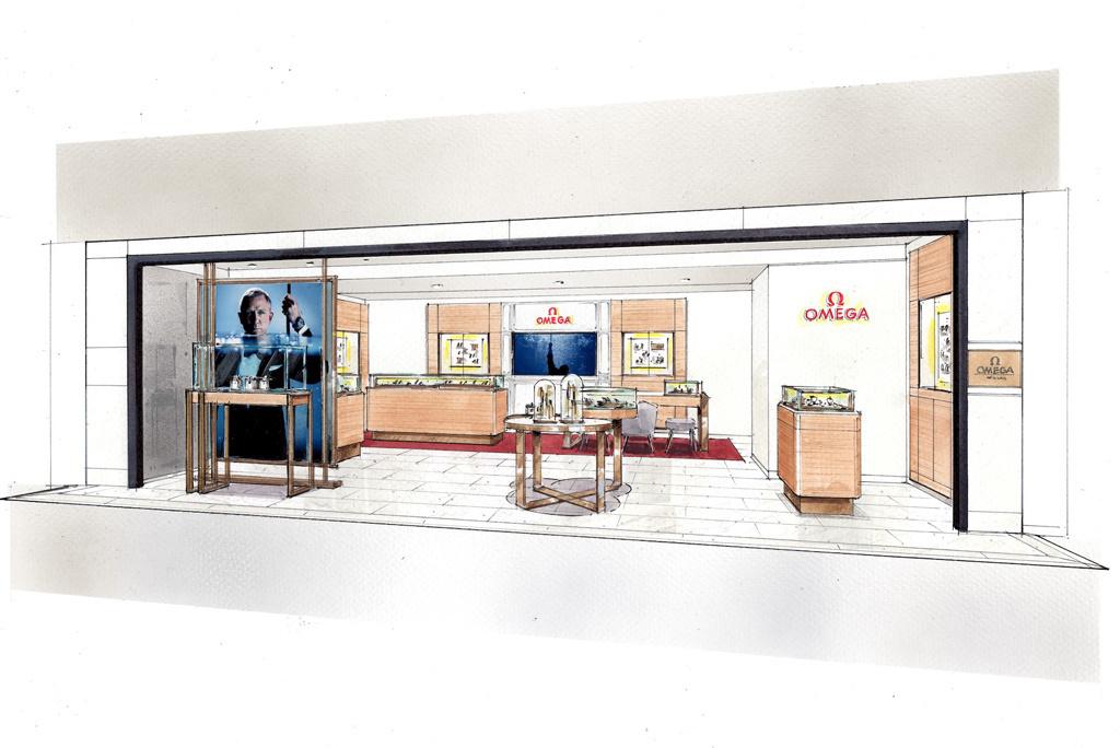 「オメガ」東武百貨店 池袋店リニューアルオープン!